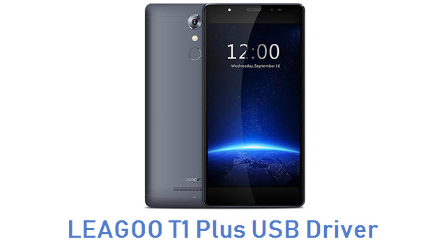 LEAGOO T1 Plus USB Driver