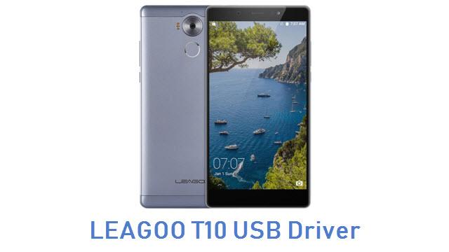 LEAGOO T10 USB Driver
