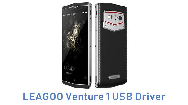 LEAGOO Venture 1 USB Driver