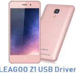 LEAGOO Z1 USB Driver