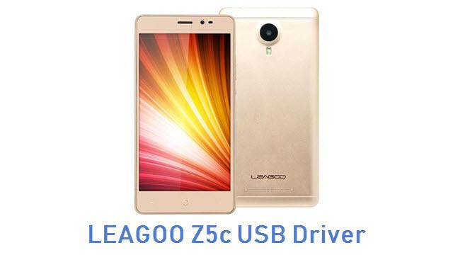 LEAGOO Z5c USB Driver
