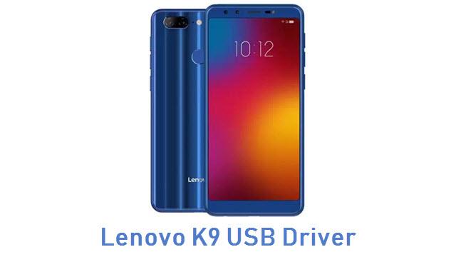 Lenovo K9 USB Driver