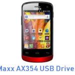 Maxx AX354 USB Driver