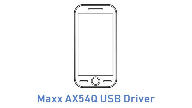 Maxx AX54Q USB Driver