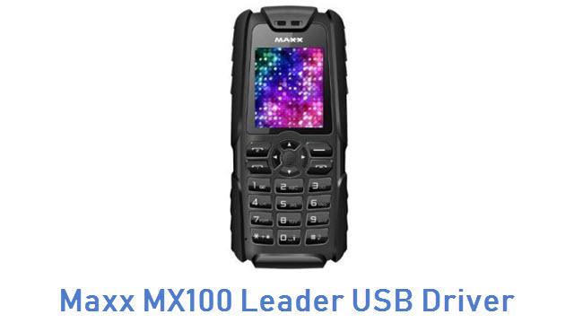 Maxx MX100 Leader USB Driver