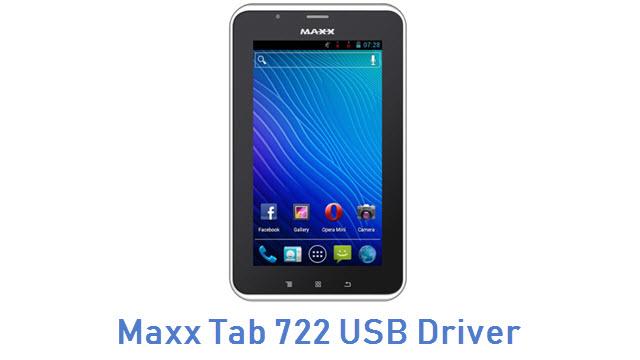 Maxx Tab 722 USB Driver