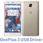 OnePlus 3 USB Driver