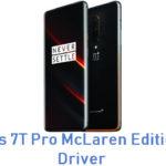 OnePlus 7T Pro McLaren Edition USB Driver
