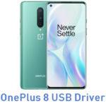 OnePlus 8 USB Driver