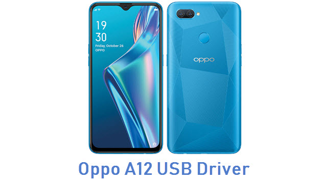 Oppo A12 USB Driver