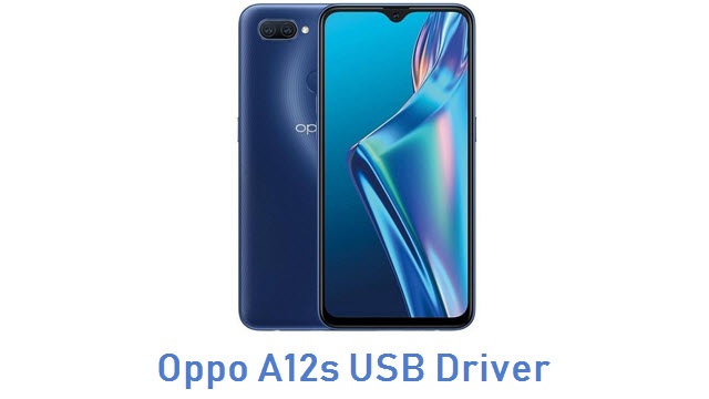 Oppo A12s USB Driver