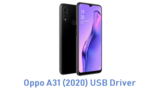 Oppo A31 (2020) USB Driver