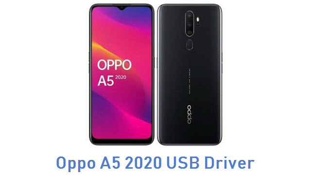 Oppo A5 2020 USB Driver