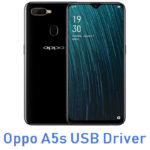 Oppo A5s USB Driver