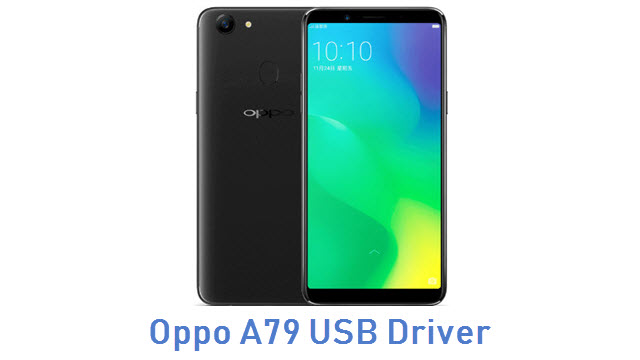 Oppo A79 USB Driver