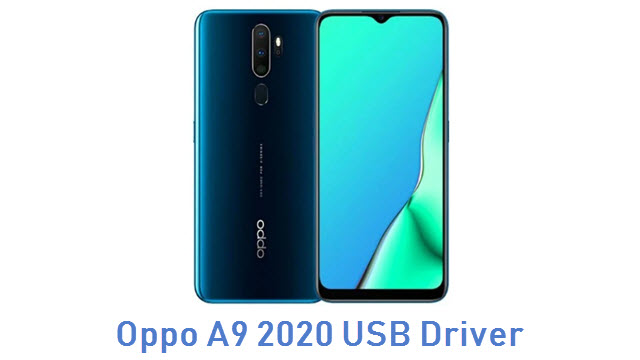 Oppo A9 2020 USB Driver