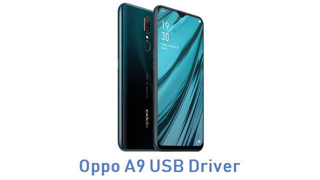 Oppo A9 USB Driver