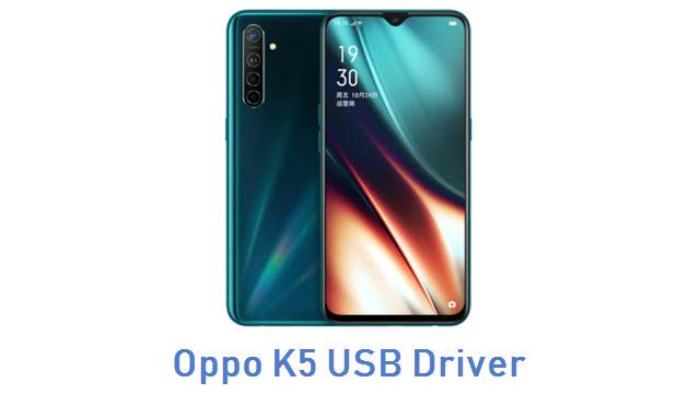 Oppo K5 USB Driver