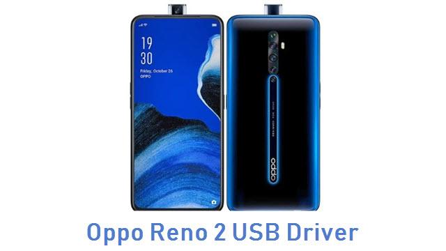 Oppo Reno 2 USB Driver