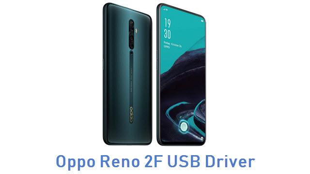 Oppo Reno 2F USB Driver