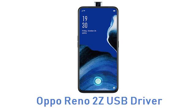 Oppo Reno 2Z USB Driver