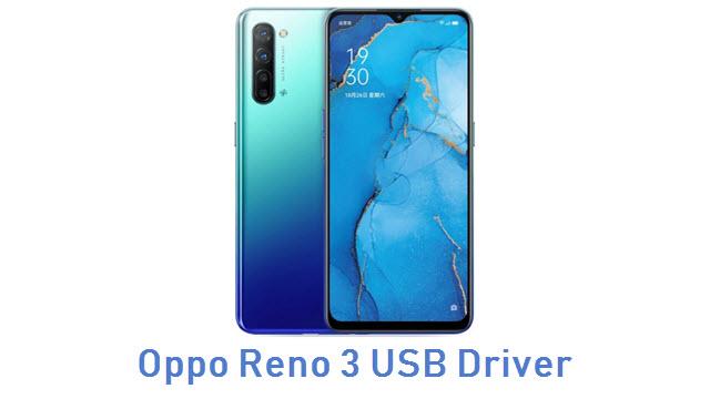Oppo Reno 3 USB Driver