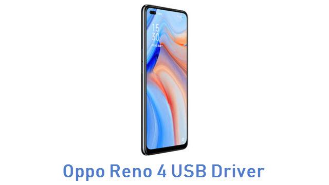 Oppo Reno 4 USB Driver