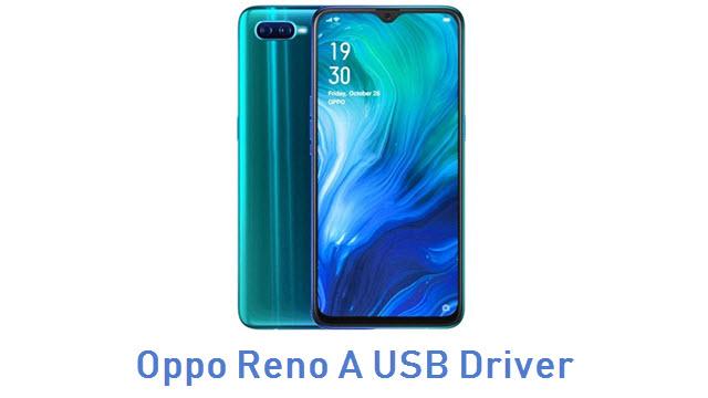Oppo Reno A USB Driver
