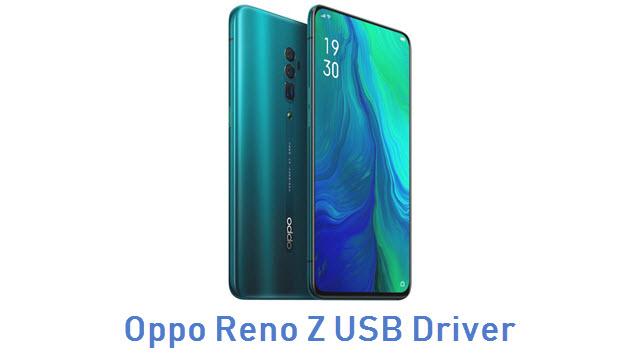 Oppo Reno Z USB Driver