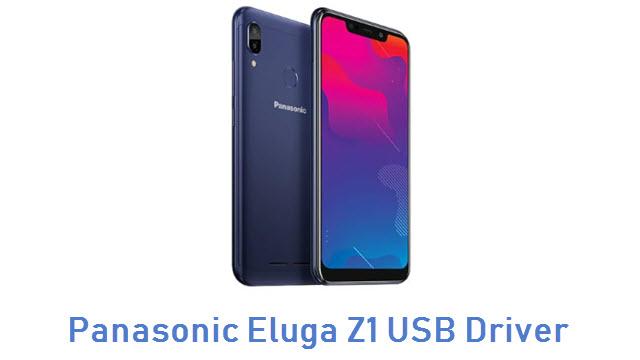 Panasonic Eluga Z1 USB Driver