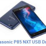 Panasonic P85 NXT USB Driver