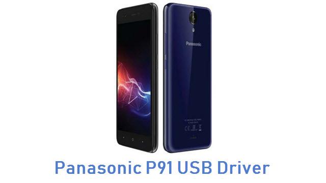 Panasonic P91 USB Driver
