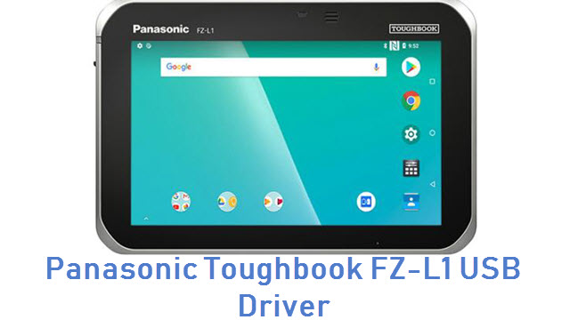 Panasonic Toughbook FZ-L1 USB Driver