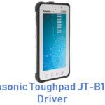 Panasonic Toughpad JT-B1 USB Driver