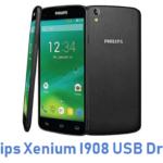 Philips Xenium I908 USB Driver
