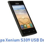 Philips Xenium S309 USB Driver