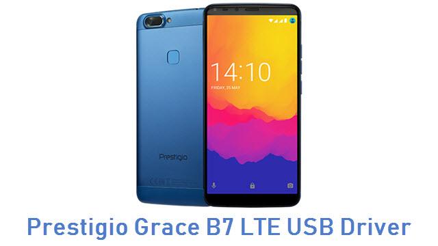 Prestigio Grace B7 LTE USB Driver