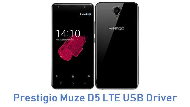 Prestigio Muze D5 LTE USB Driver