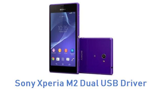 Sony Xperia M2 Dual USB Driver