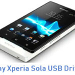 Sony Xperia Sola USB Driver