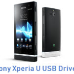Sony Xperia U USB Driver