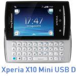 Sony Xperia X10 Mini USB Driver