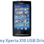 Sony Xperia X10 USB Driver