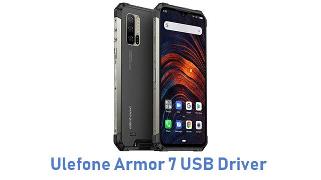 Ulefone Armor 7 USB Driver