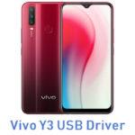 Vivo Y3 USB Driver