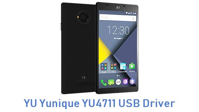 YU Yunique YU4711 USB Driver