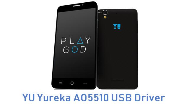 YU Yureka AO5510 USB Driver