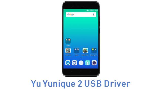 Yu Yunique 2 USB Driver