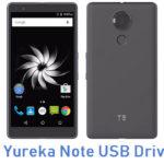 Yu Yureka Note USB Driver
