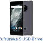 Yu Yureka S USB Driver